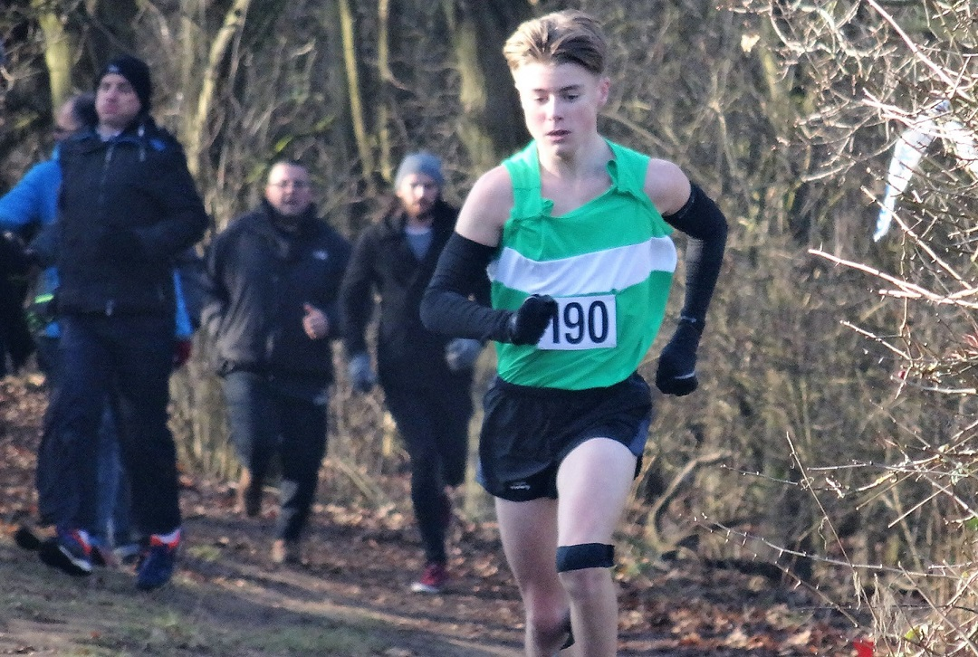 Kai Boggon Essex School XC 17