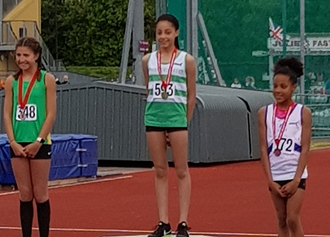 Abigail Reid Essex Champs 2019